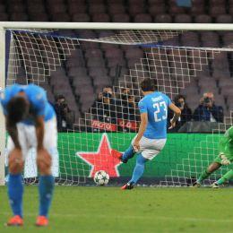 Guarda la versione ingrandita di Champions League, per il Napoli è il primo ko al San Paolo (Ansa)
