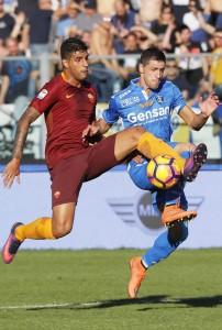 Guarda la versione ingrandita di Empoli - Roma 0-0 foto Ansa
