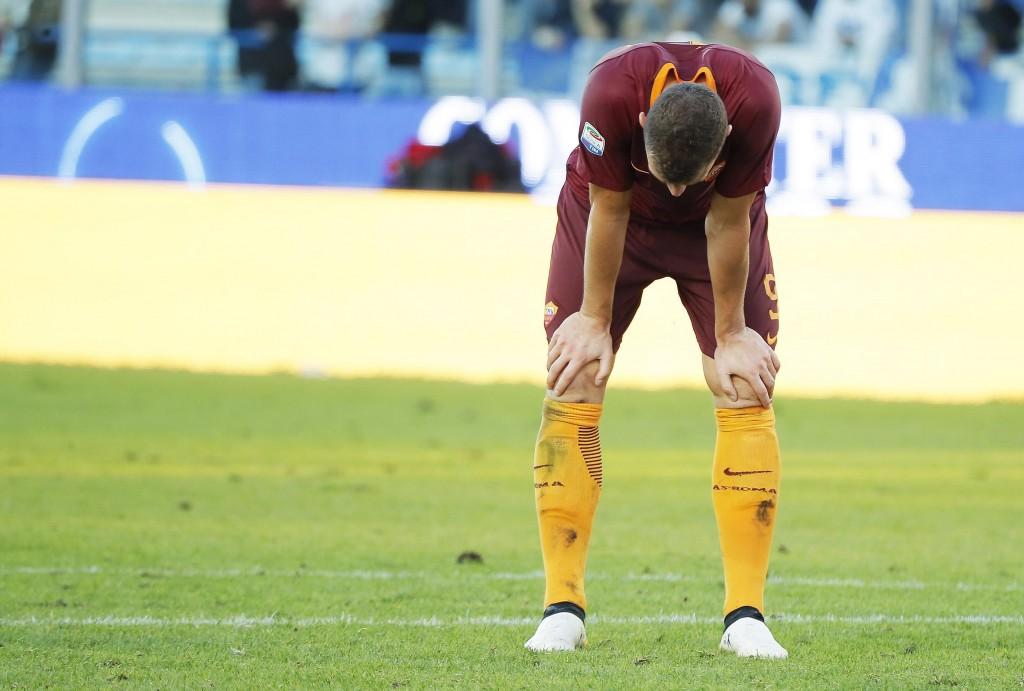 Empoli - Roma 0-0 foto Ansa
