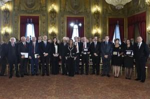 Eni Award 2016: Sergio Matterella premia eccellenza ricerca energia e ambiente