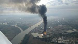 Germania: due esplosioni in impianti chimici. Feriti e dispersi