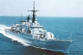 La fregata Euro