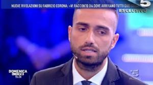"""Fabrizio Scippa: """"Fabrizio Corona? Una volta ci siamo quasi menati per..."""""""