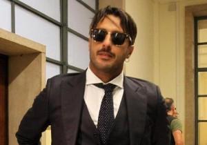 Guarda la versione ingrandita di Fabrizio Corona: Federico Cecconi nuovo avvocato difensore con Ivano Chiesa (foto d'archivio Ansa)