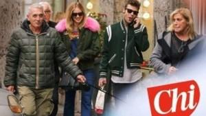 Fedez e Chiara Ferragni, il rappere presenta la fidanzata ai genitori