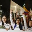 Colombia, manifestazioni per la pace7
