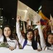 Colombia, manifestazioni per la pace11