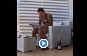"""Francesco Facchinetti sul water: """"Purtroppo sta girando questo VIDEO..."""""""