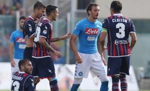 Napoli, Gabbiadini 2 giornate di squalifica. Salta la Juve. Tre giornate a Medel (Inter)
