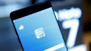 Guarda la versione ingrandita di Samsung, gli inglesi non potranno restituire Galaxy Note 7 via Posta