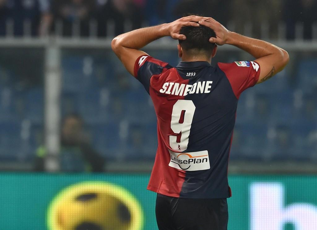 Genoa - Milan 3-0 (foto Ansa)