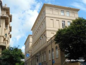 Genova, cade un albero sulla scuola elementare Mazzini, da cui uscirono generazioni