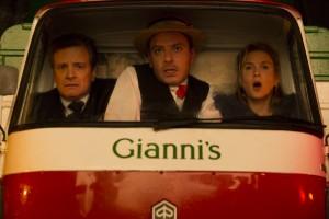 "Bridget Jones's Baby, italiani ""macchietta"" e ""da aiutare"""