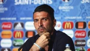 """Guarda la versione ingrandita di Gigi Buffon: """"Ilaria D'Amico? Lei è stata la fortuna della mia vita"""""""