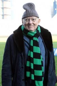 Giorgio Squinzi (foto Ansa)