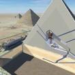 Due cavità nascoste sotto la Piramide di Giza: mistero in Egitto12