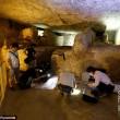 Due cavità nascoste sotto la Piramide di Giza: mistero in Egitto09