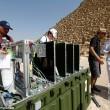 Due cavità nascoste sotto la Piramide di Giza: mistero in Egitto01