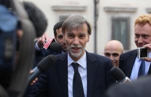 Graziano Delrio (foto Ansa)