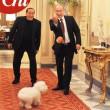 Berlusconi e Francesca Pascale lasciano palazzo Grazioli: addio Roma