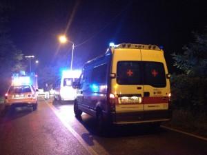 Lodi, incidente frontale sulla provinciale 107: due morti
