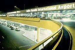 L' aeroporto Indira Gandhi