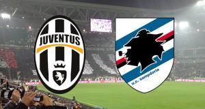 Juventus-Sampdoria streaming e diretta tv, dove vederla