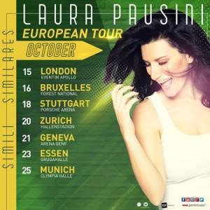 """Laura Pausini cancella il tour: """"Da gennaio in pausa per 4 o 5 mesi"""""""