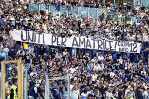 Guarda la versione ingrandita di Lazio - Bologna 1-1 (foto Ansa)