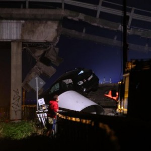 """Milano-Lecco, crolla cavalcavia, cantoniere Tindaro Sauta: """"Leggerezza della Provincia"""" FOTO"""