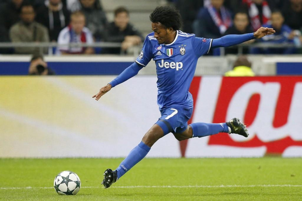 Lione - Juventus 0-1 (foto Ansa)