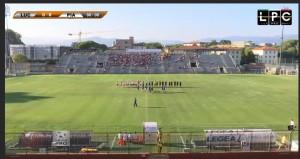 Lucchese-Prato Sportube: streaming diretta live, ecco come vederla