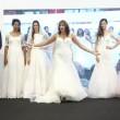Vladimir Luxuria sfila in abito da sposa a Bolognafiere02