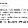 Terremoto Centro Italia, Enza Blundo1