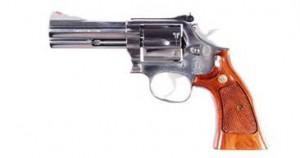 Guarda la versione ingrandita di Un revolver calibro 38