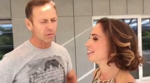 Malena la Pugliese, Rocco Siffredi a Bari per girare il film VIDEO, FOTO