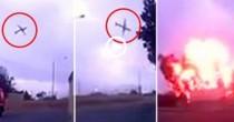 YOUTUBE Malta, aereo cade dopo il decollo: le immagini dello schianto