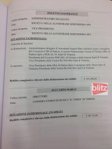 Guarda la versione ingrandita di Redditi dei manager pubblici, l'elenco: da Tagliasacchi a Zuccarini (T-U-V-Z) Supplemento al Bollettino 2015