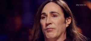 Guarda la versione ingrandita di X Factor 10, Manuel Agnelli si commuove in diretta