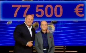Caduta libera, Massimo Mattevi vince ancora: supera i 260mila euro