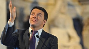 Matteo Renzi (foto Ansa)