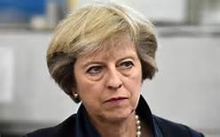 Guarda la versione ingrandita di Theresa May