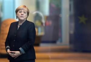 Guarda la versione ingrandita di Brexit, Merkel avverte May: