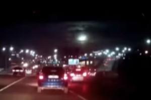 Russia, un meteorite cade in Siberia. Le immagini spettacolari