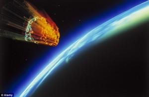 Meteorite sulla Terra, incendi, aumento temperature: così primati comparsi sulla Terra