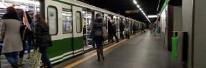 Milano, trolley abbandonato: sfollata metro stazione Centrale