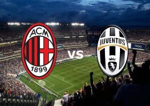 Milan-Juventus streaming e diretta tv, orario e dove vederla