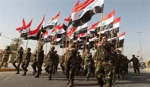 Le milizie di Al Hashd Al Shaabi