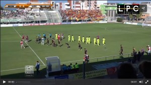 Monopoli-Fondi Sportube: streaming diretta live, ecco come vederla