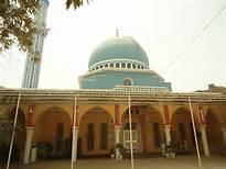 Una moschea a Kirkuk